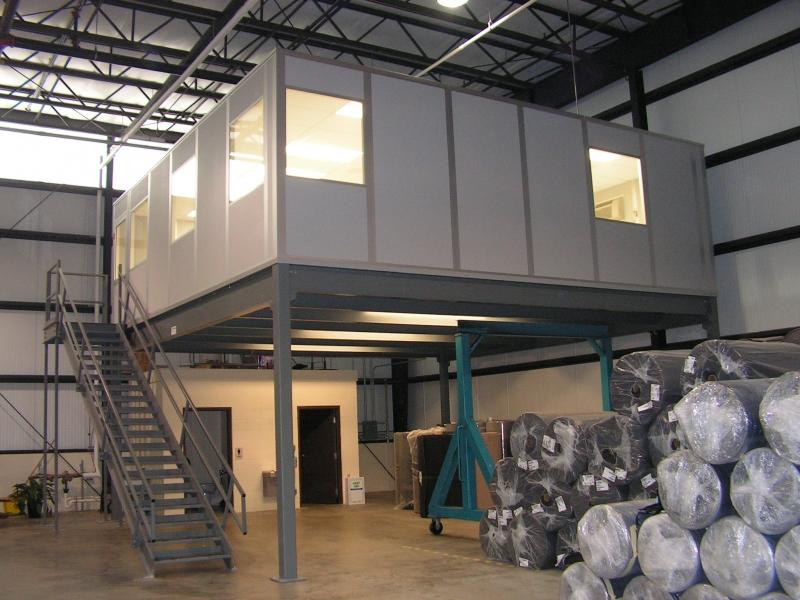 Mezzanine Sales and Installation