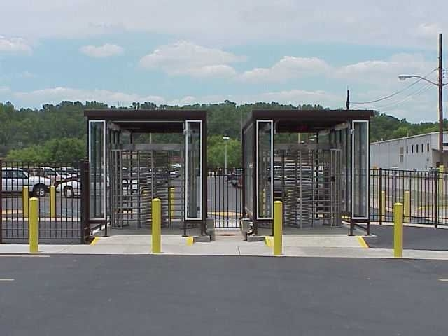 Turnstile Construction In Jackson Alabama